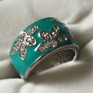 Jewelry - Summer butterfly ring
